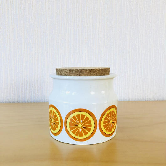 Arabia/アラビア/Pomona/ポモナ/ジャムポット/Apelsin/オレンジ