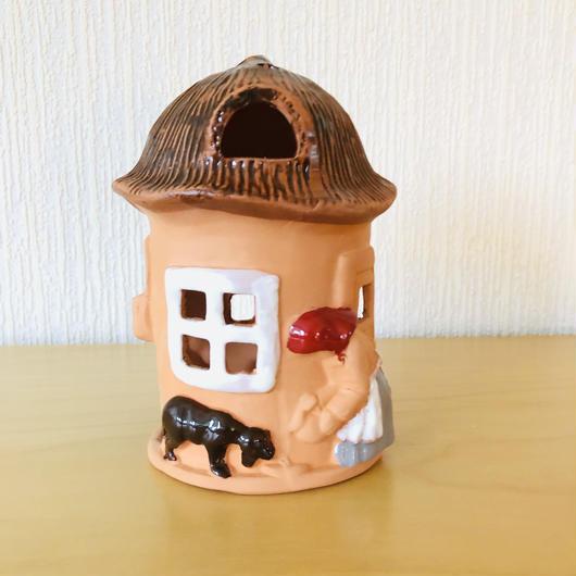 GABRIEL/ガブリエル/トムテのお家型キャンドルホルダー