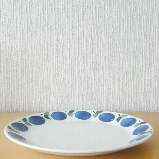 Gustavsberg/グスタフスベリ/Prunus/プルーヌス/ディナープレート/25-01