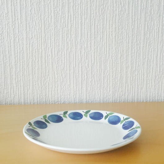 Gustavsberg/グスタフスベリ/Prunus/プルーヌス/ケーキプレート/17-02