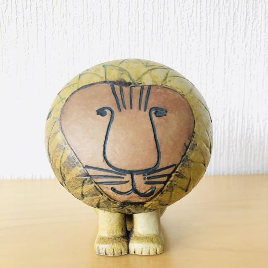 Gustavsberg/グスタフスベリ/Lisa Larson/リサ ラーソン/Afrika/アフリカシリーズ/ライオン/M サイズ