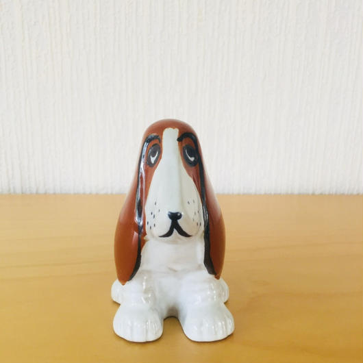 Lisa Larson/リサ ラーソン/Vov シリーズ/バセット犬