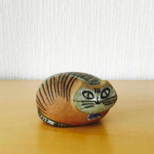 Gustavsberg/グスタフスベリ/Lilla Zoo/小さなズーシリーズ/丸いネコ