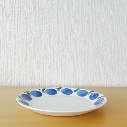 Gustavsberg/グスタフスベリ/Prunus/プルーヌス/プレート/21cm/21-02