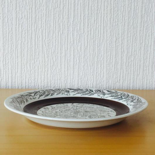 Gefle/ゲフレ/Fontana/フォンタナ/プレート/21,5cm