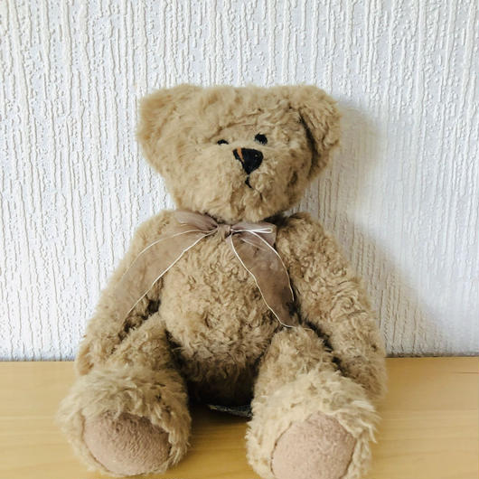 Teddy Kompaniet/テディカンパニー/Teddy bear/テディ ベア/ヴインテージ/ブラウン