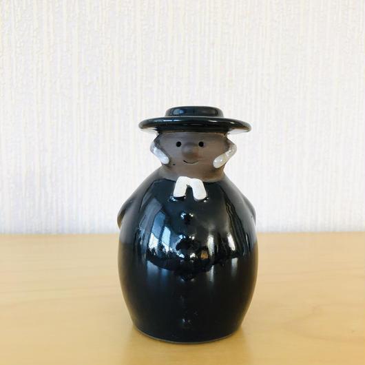 Jie Gantofta/ジィ ガントフタ/神父さんのオブジェ/11cm