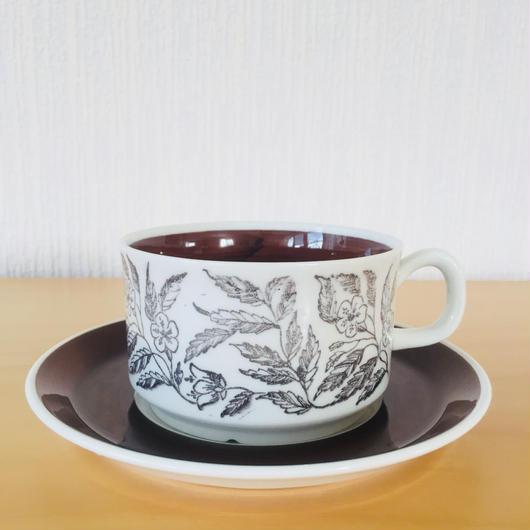 Gefle/ゲフレ/Fontana/フォンタナ/ティーカップ&ソーサー/CS-03