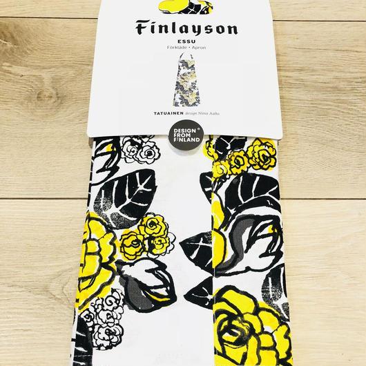 Finlayson/フィンレイソン/Tatuainen/タツアイネン/サロンエプロン