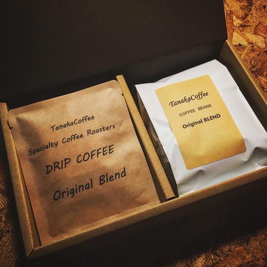 冬の贈り物 ドリップ5袋・コーヒー200g