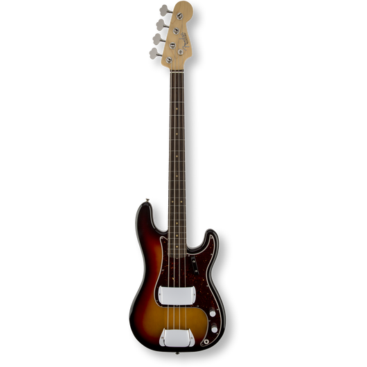 Fender American Vintage '63 Precision Bass® Rosewood/ 3-Color Sunburst ( 0885978279029 )