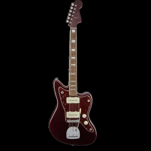 Fender Troy Van Leeuwen Jazzmaster® Bound Rosewood Fingerboard / Oxblood ( 0885978472253 )
