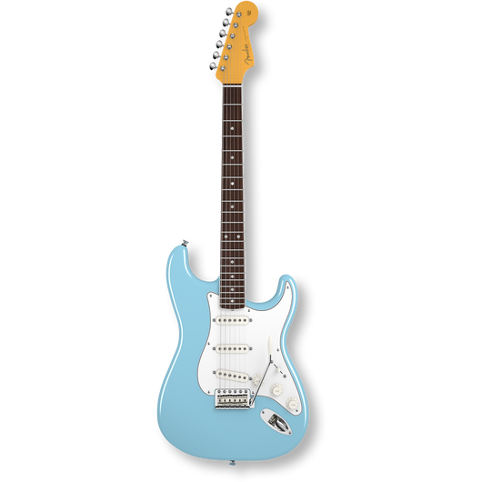 Fender Eric Johnson Stratocaster® Tropical Turquoise / Rosewood ( 0717669743857 )