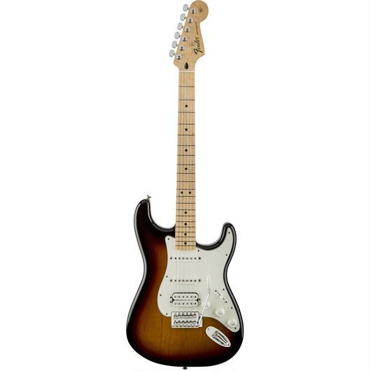Fender STANDARD STRATOCASTER® HSS Maple Fingerboard  / BROWN SUNBURST ( 0885978111152 )
