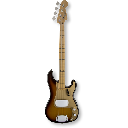 Fender American Vintage '58 Precision Bass® Maple / 3-Color Sunburst ( 0885978278992 )