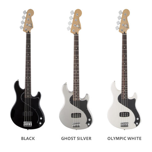 Fender STANDARD DIMENSION™ BASS IV