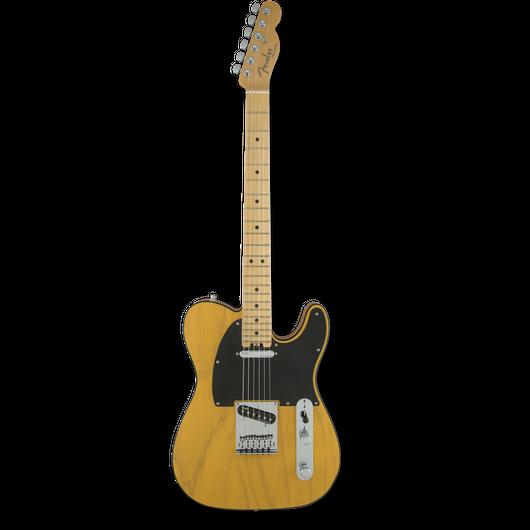 Fender American Elite Telecaster® Butterscotch Blonde Maple ( 0885978649716 )