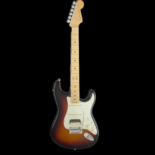 Fender American Elite Stratocaster® HSS Shawbucker3-Color Sunburst / Maple ( 0885978649624 )