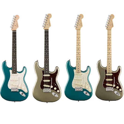 【新製品】Fender  AMERICAN ELITE STRATOCASTER®