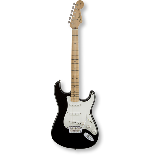 Fender American Vintage '56 Stratocaster® Black / Maple ( 0885978140886 )