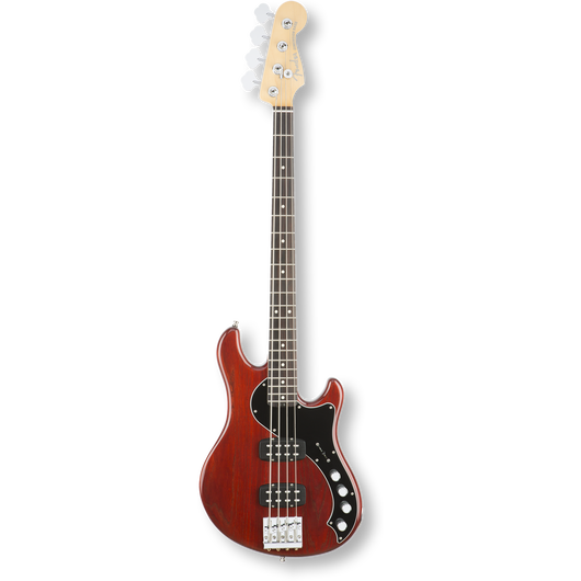 Fender American Elite Dimension™ Bass IV HH Rosewood / Cayenne Burst ( 0885978649785 )