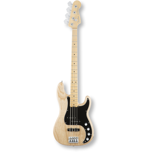 Fender American Elite Precision Bass® Ash/Maple / Natural ( 0885978649877 )
