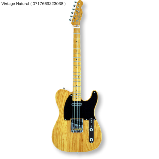Fender Japan Exclusive Classic 50s Telecaster Texas Special / Vintage Natural ( 0717669223038 )