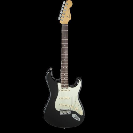 Fender American Elite Stratocaster® Mystic Black Rosewood ( 0885978655786 )