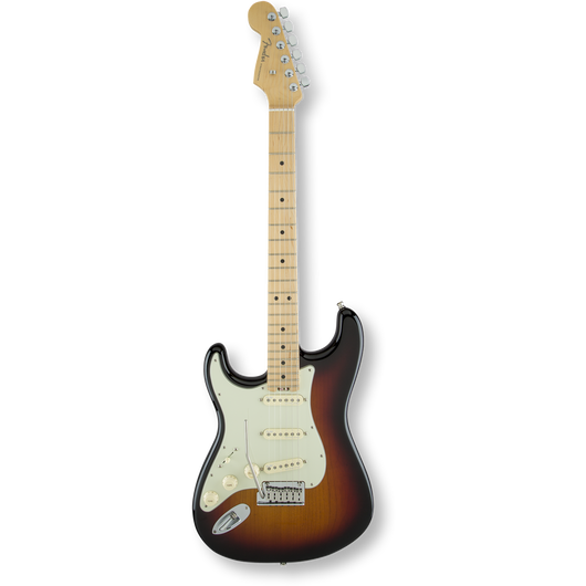 【在庫限り】 Fender American Elite Stratocaster® Left-Hand Maple / 3-Color Sunburst ( 0885978667185 )