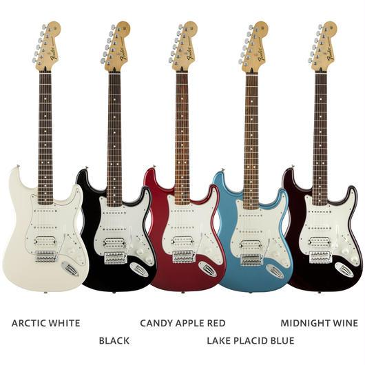 Fender STANDARD STRATOCASTER® HSS Rosewood Fingerboard