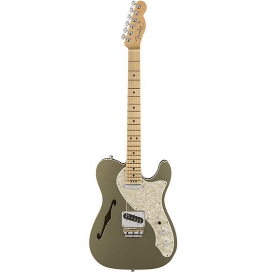 【新製品】Fender American Elite Telecaster® Thinline(0885978866137)