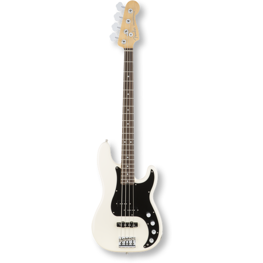 Fender American Elite Precision Bass® Rosewood / Olympic White ( 0885978655922 )