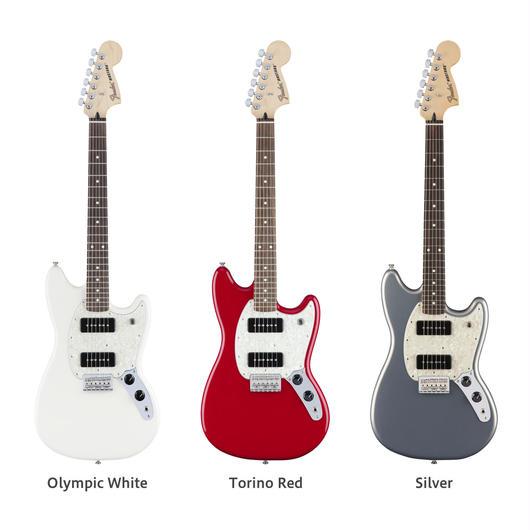 【新製品】Fender Offsetシリーズ MUSTANG  90