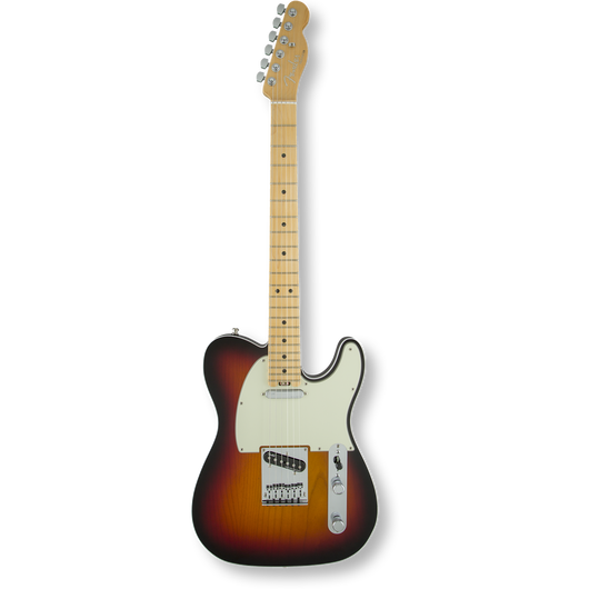 Fender American Elite Telecaster® 3-Color Sunburst Maple ( 0885978649686 )