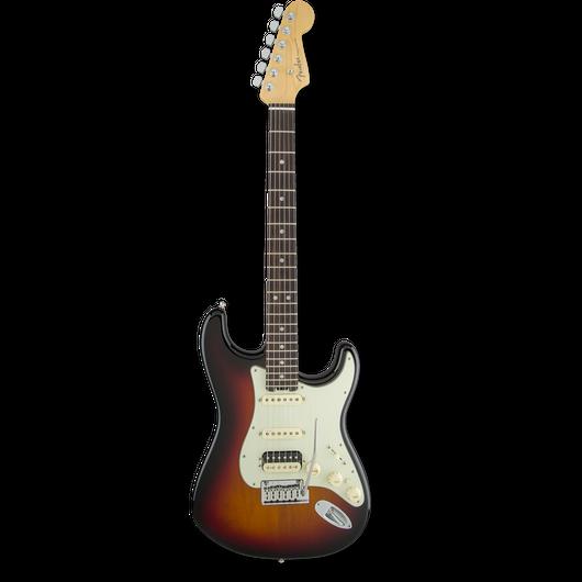 Fender American Elite Stratocaster® HSS Shawbucker3-Color Sunburst / Rosewood ( 0885978649600 )