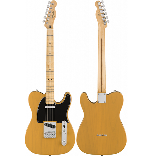【新製品】Fender STANDARD TELECASTER® BUTTERSCOTCH BLONDE(0885978828630)