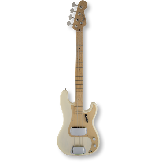 Fender American Vintage '58 Precision Bass® Maple / White Blonde ( 0885978279005 )