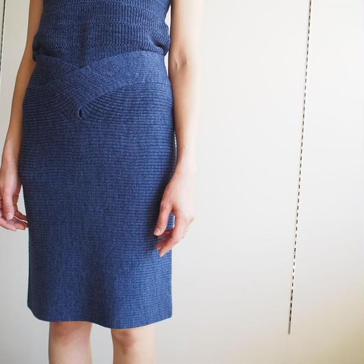 babaco/ツイストタイトスカート