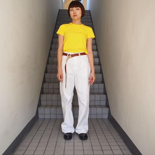 HOLIDAY/ダメージ半袖Tシャツ
