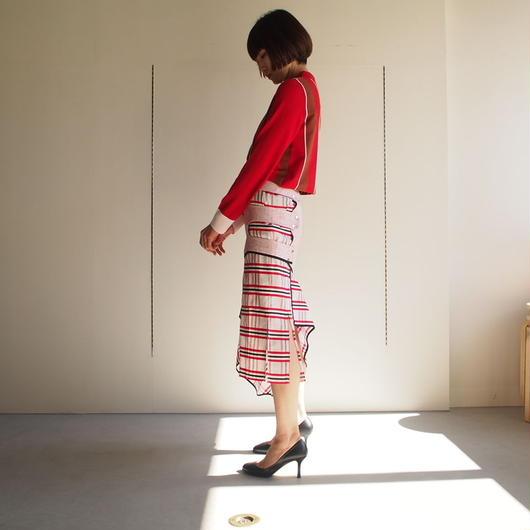AKANE  UTSUNOMIYA/アシンメトリースカート