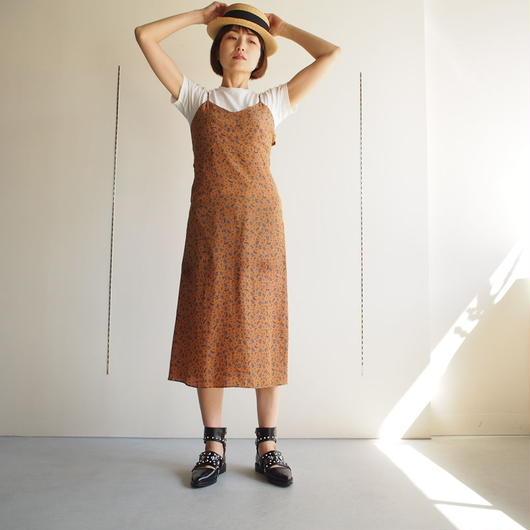 HOLIDAY/フラワースリップドレス