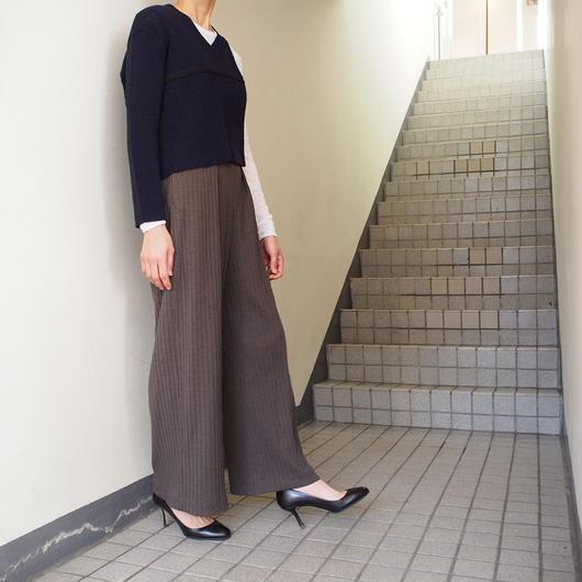 TARO HORIUCHI/マキシワイドパンツ
