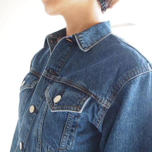 HOLIDAY/ スイッチデニムショートジャケット