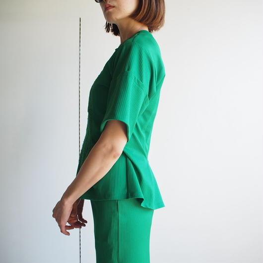 TARO HORIUCHI/ フロントタックTシャツ
