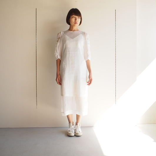 JANE SMITH/  レイヤーワンピース