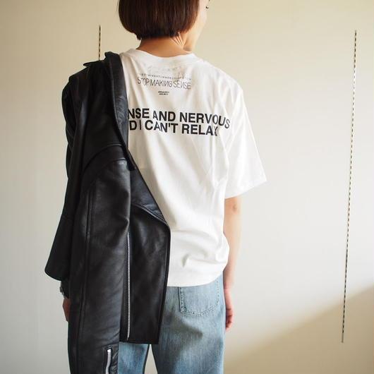 JANE SMITH/  プリントTシャツ