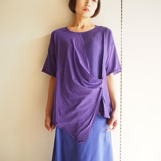 Roque/半袖デザインカットソー