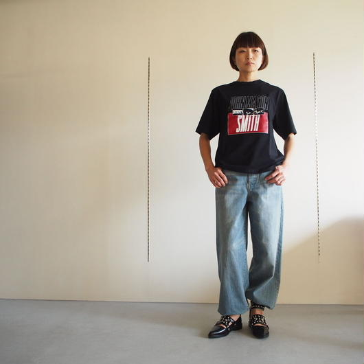 JANE SMITH/プリントTシャツ