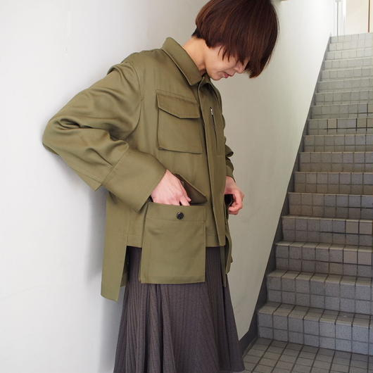 TARO HORIUCHI/ミリタリージャケット