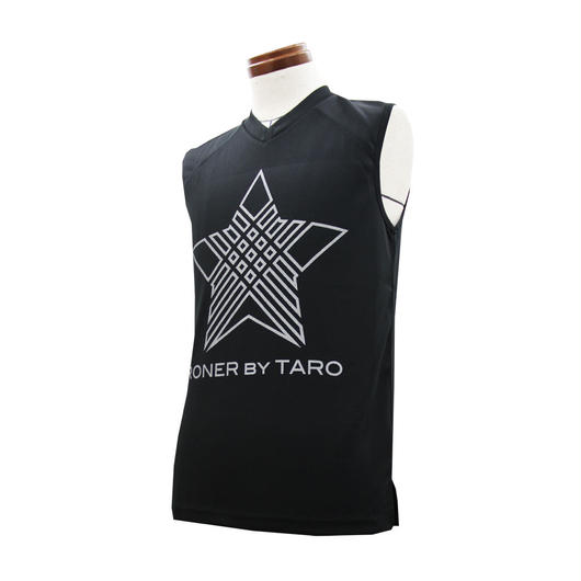 RONER SPORT NAKED STAR  sleeveless  SILVER